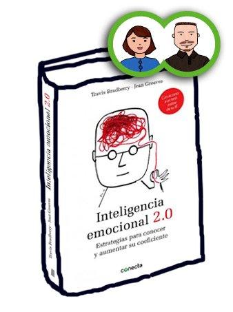 Libro Inteligencia emocional 2.0, Travis Bradberry, Jean Greaves, el perruco