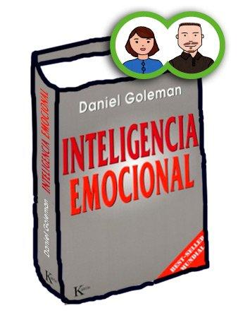 """Libro """"Inteligencia Emocional"""" Daniel Goleman, el perruco"""