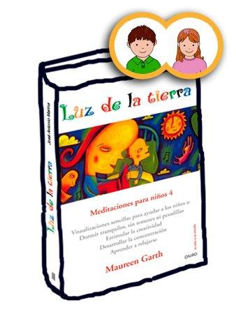 Libro Luz de la tierra, meditaciones para niños, Maureen Garth, el perruco