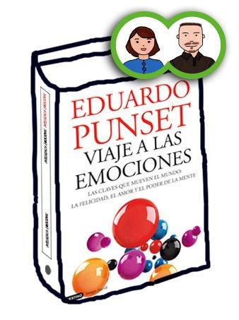 Libro Viaje a las emociones, Eduardo Punset, el perruco