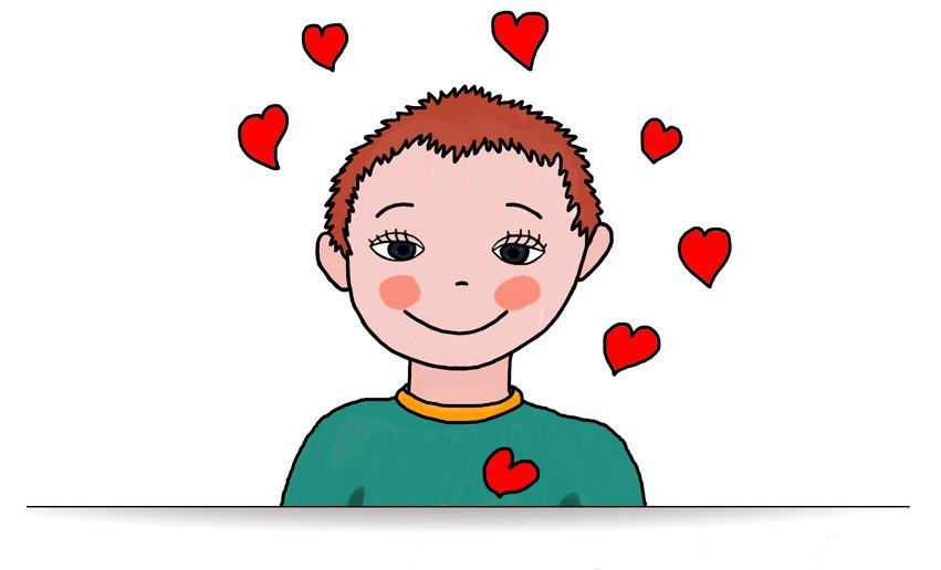 Emociones básicas: Amor