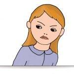 Emociones básicas: aversión