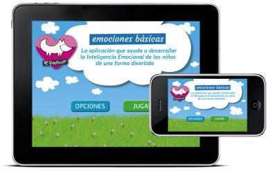 Nueva App: emociones básicas 'el perruco'