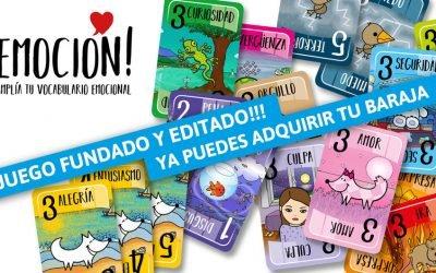 EMOCIÓN! Nuevo juego de Inteligencia Emocional