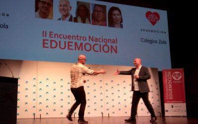 II Encuentro EDUEMOCIÓN 2018